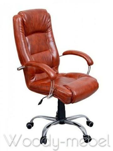 Офисные кресла: Марсель НВ хром (представлено в салоне)