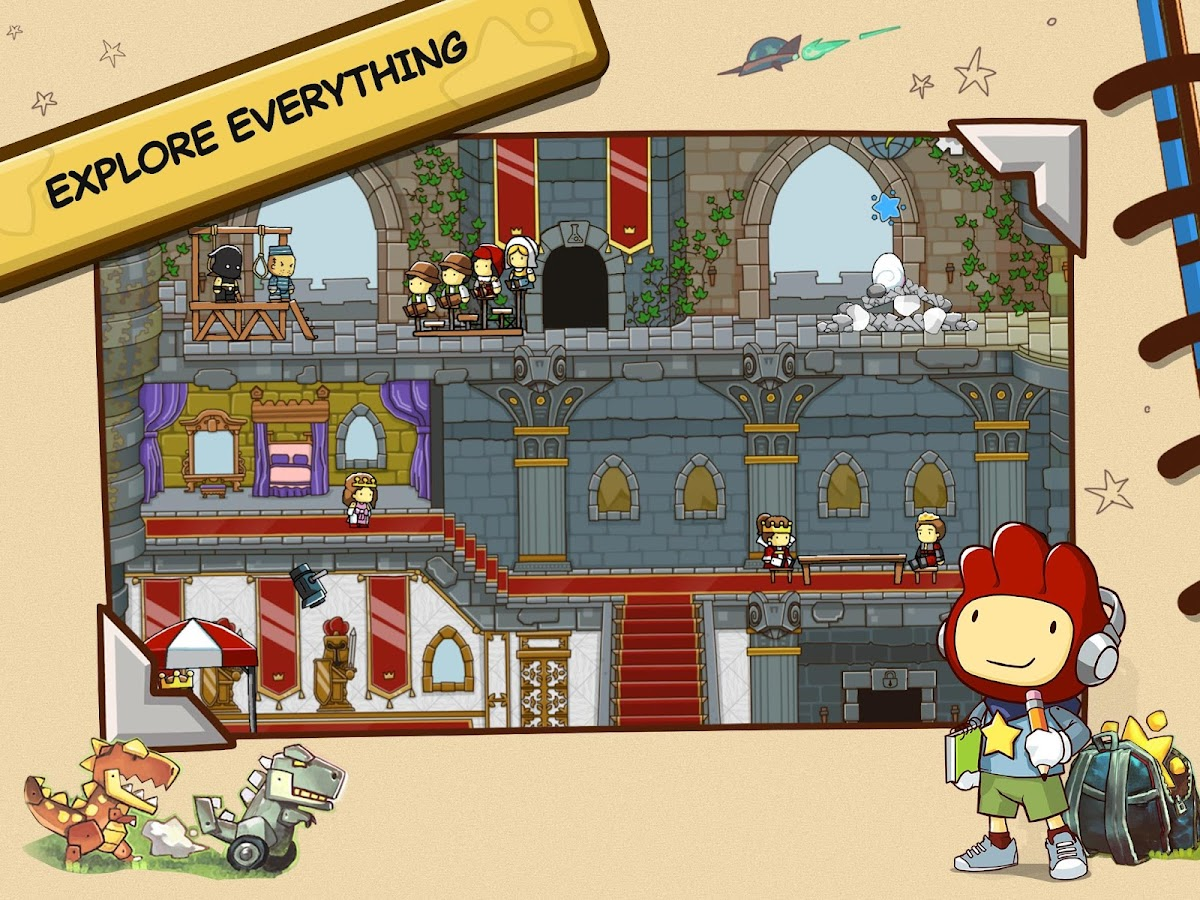 Scribblenauts Unlimited Screenshot 8