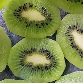 Kiwi-fruit by Ingrid Anderson-Riley - Food & Drink Fruits & Vegetables (  )