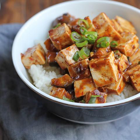 tofu in garlic chinese eggplant with garlic braised eggplant with tofu ...
