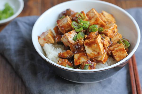 Mapo Eggplant Recipes — Dishmaps