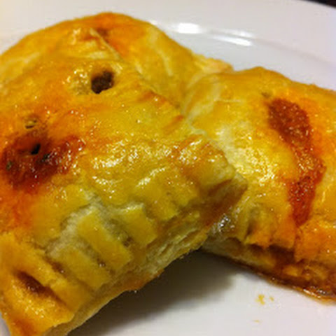 Homemade Hot Pockets – Beef & Veggie Hand Pie