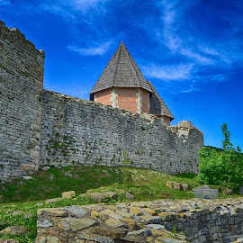 by Gordana Trošić-Kliska - Buildings & Architecture Public & Historical ( history, hdr, fortress, croatia, castle, zagreb, historical )