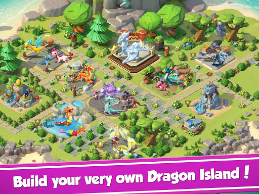 Dragon Mania Legends screenshot 11