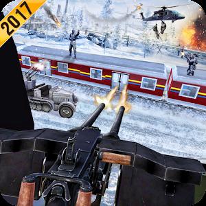 Cover art Gunner vs Train 2017