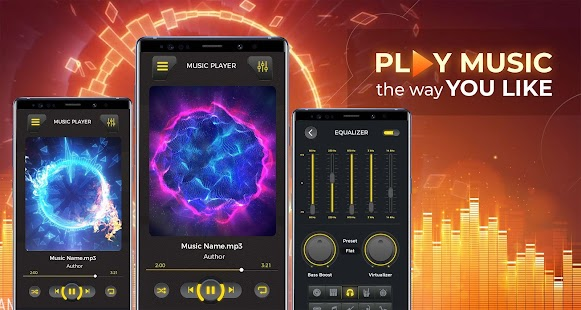 MP3 Player– Free Music Player - Music Plus for pc