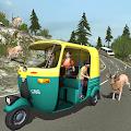 Tuk Tuk Auto Rickshaw Off Road APK for Bluestacks