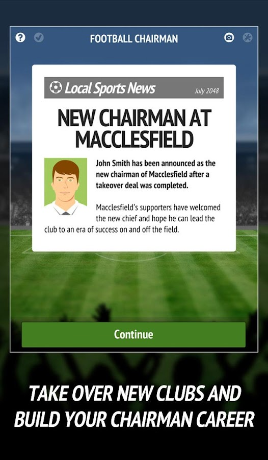 Football Chairman Pro Screenshot 3