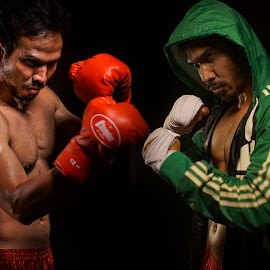 Ready..... by Indrawan Ekomurtomo - Sports & Fitness Boxing