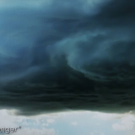 Mother Nature by Linda McCormick - Landscapes Cloud Formations ( nature up close, cloud, stronger storms, storm, mother nature )