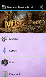 Damares Musica & Letras - screenshot