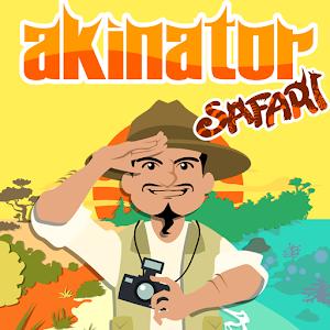 Akinator Safari Online PC (Windows / MAC)