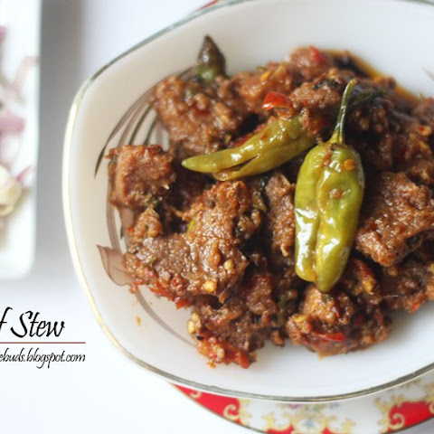 Pakistani Beef Stew