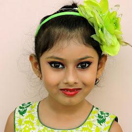 RIYA  #2 by SANGEETA MENA  - Babies & Children Children Candids