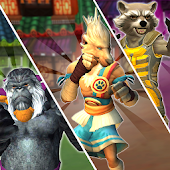 Game Animal Fight Club 3D - Deadly Street War Fighting APK for Kindle