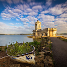 Normanton church by Teddy Domagalski - Buildings & Architecture Public & Historical