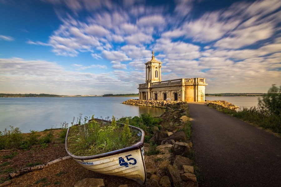 Normanton church by Teddy Domagalski - Buildings & Architecture Public & Historical (  )