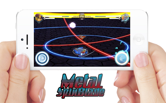 Spin Blade: Metal Burst Spin APK screenshot thumbnail 2