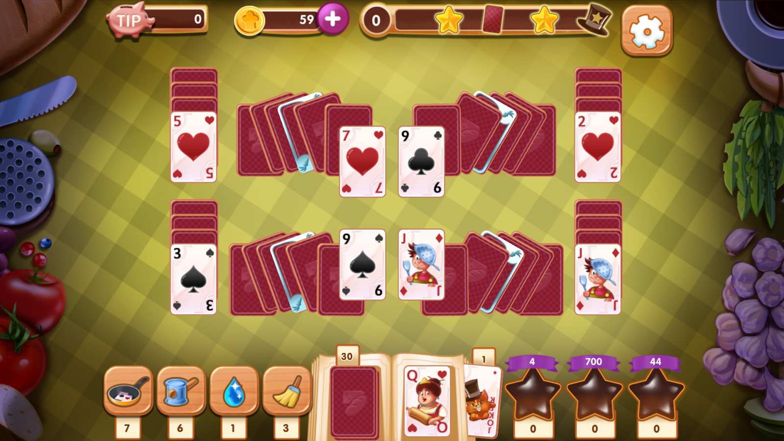 Tasty Solitaire Classic Screenshot 2