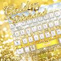 App Golden Diamond Keyboard Theme APK for Windows Phone