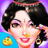 Download Country Theme Makeup Dressup APK on PC