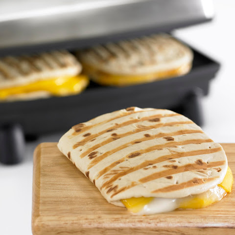 Grilled Cheese Foldit® Flatbread Sandwich