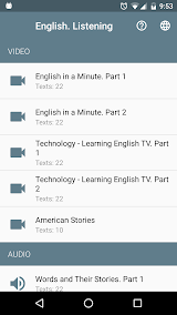 Learn English. Listening. Pro Apk Download Free for PC, smart TV