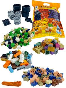 """Конструктор серии """"BrickBattle"""", D0002/10243"""