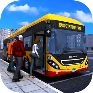 Bus Simulator PRO 2017 APK Cracked Download