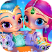 Shimmer Princess castle games Icon