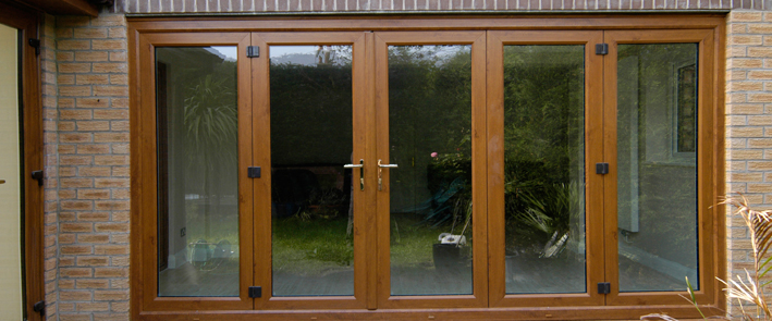 Bi Folding Doors Installation Illford