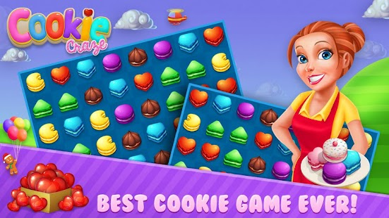 Cookie Craze : Sarah's Story 1