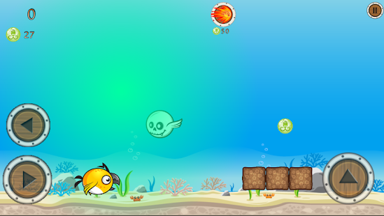 Golden Bird, Escape! - screenshot