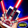 Laser Weapons Lightsaber 3D APK for Bluestacks