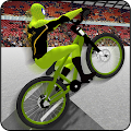 Superheroes BMX Cycle Stunts APK for Bluestacks