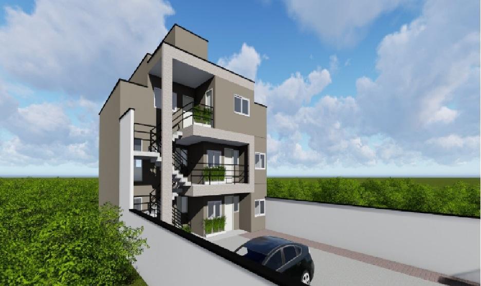Apartamento com 1 dormitório à venda por R$ 115.000 - Jardim Zulmira - Sorocaba/SP