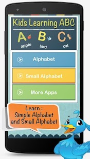 Kids Learning ABC - screenshot