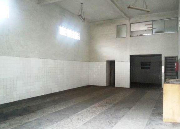 Galpão à venda, 250 m² por R$ 620.000,00 - Chico de Paula - Santos/SP