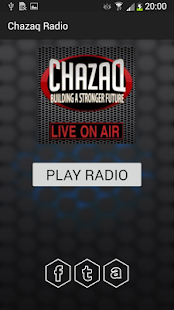 Chazaq Radio - screenshot