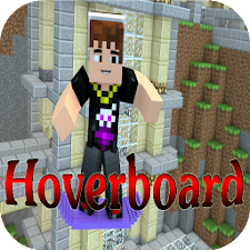 Hoverboard Mod for Minecraft