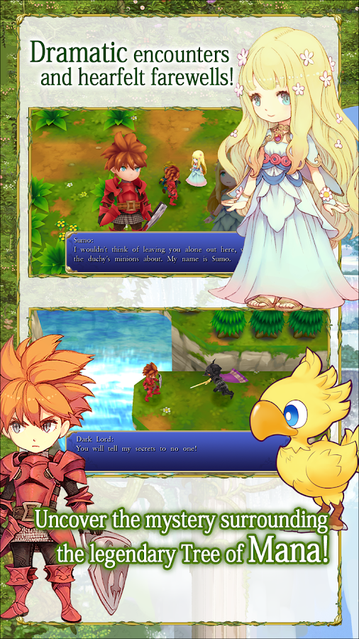 Adventures of Mana Screenshot 1