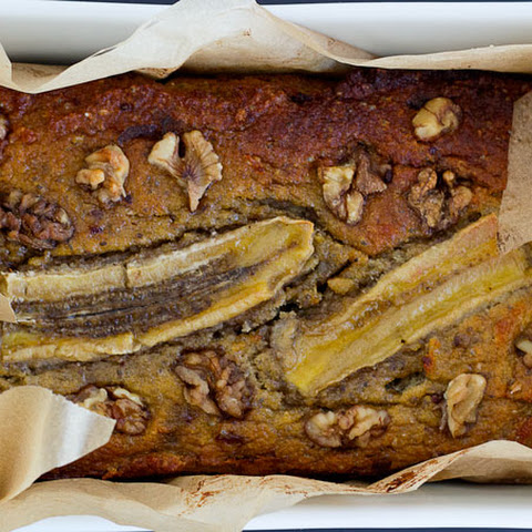 The Most Amazing Banana Bread (Paleo & Gluten Free!)