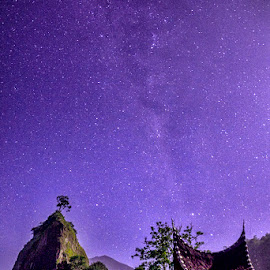 Bukik Takuruang and Taruko full story by M Fadhli Farisi - Landscapes Starscapes ( milkyway, nature, landscape, nightshoot, culture )