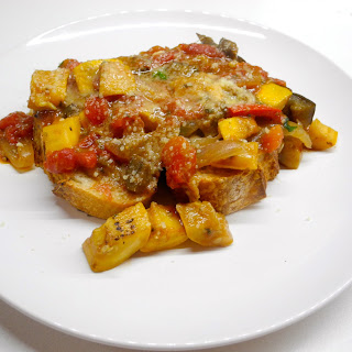 Eggplant Ratatouille Crock Pot Recipes