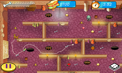 Game Scooby Doo: Saving Shaggy APK for Windows Phone