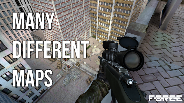 Bullet Force APK screenshot thumbnail 3