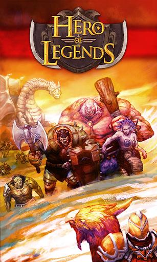 Hero of Legends screenshot 2