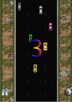 Traffic Cars Race apk screenshot