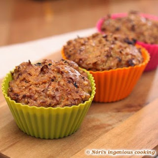 Cabbage & Pepper Muffins
