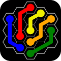 Free Flow Free: Hexes APK for Windows 8